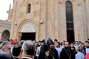 Holy Martyrs Armenian Church