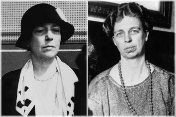 Alice Roosevelt Longworth, Eleanor Roosevelt