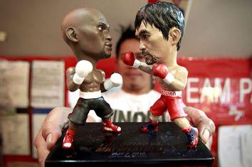 Mini Manny and Floyd