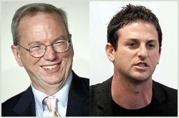 Eric Schmidt, Jared Cohen