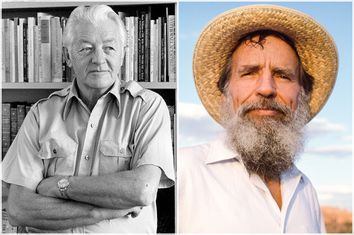Wallace Stegner, Edward Abbey