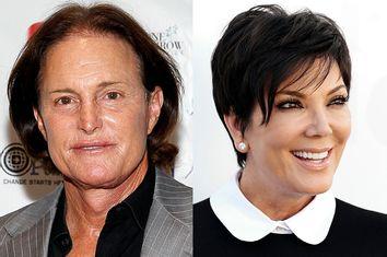 Bruce, Kris Jenner