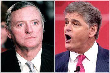 William F. Buckley, Sean Hannity