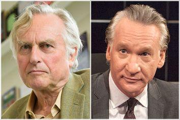 Richard Dawkins, Bill Maher