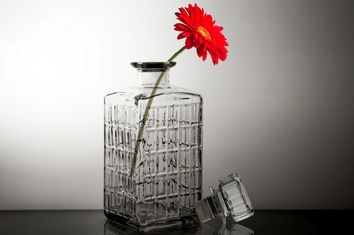 Flower Decanter