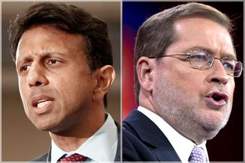 Bobby Jindal, Grover Norquist