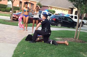McKinney Police Video