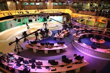 Mideast Qatar Egypt Al Jazeera