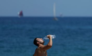 Spain Heat Wave