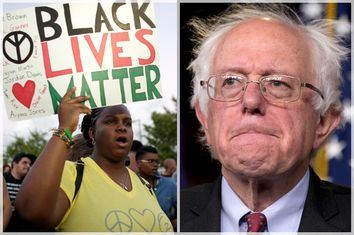 Desiree Griffiths, Bernie Sanders