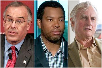 David Brooks, Ta-Nehisi Coates, Richard Dawkins