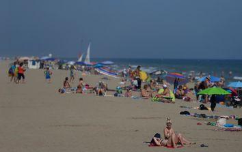 Spain Europe Heat Wave