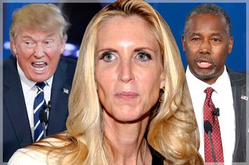 Donald Trump, Ann Coulter, Ben Carson