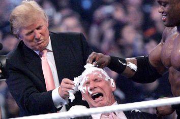 Donald Trump, Vince McMahon