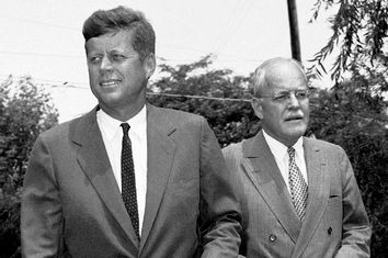 John F. Kennedy, Allen Dulles