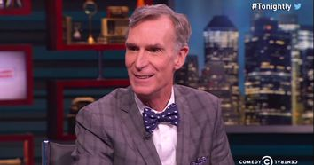 bill nye on larry wilmore