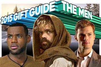 Gift Guide: The Men