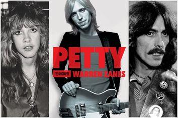 Stevie Nicks, Tom Petty, George Harrison