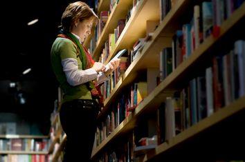 Bookstore Shopper