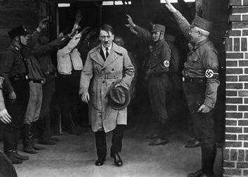 Germany Hitler Prison Records