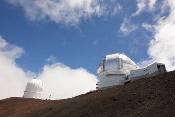 Giant Telescope-Scientists
