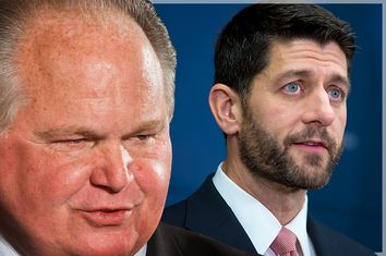 Rush Limbaugh, Paul Ryan