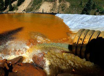 Mine Waste Spill Congress