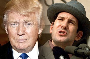 Donald Trump, Matt Drudge