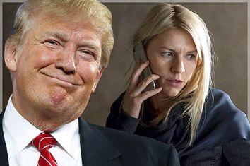 Donald Trump, Homeland