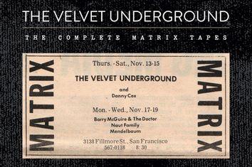 Velvet Underground Matrix