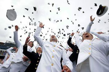 Annapolis Graduation