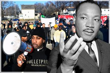 Martin Luther King Jr., Black Lives Matter