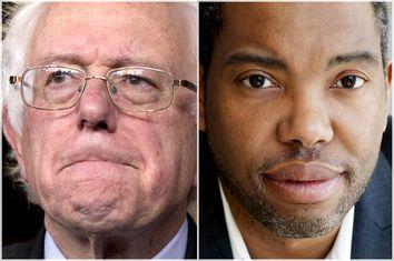 Bernie Sanders, Ta-Neehisi Coates