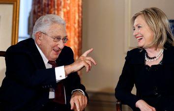 Hillary Rodham Clinton, Henry Kissinger