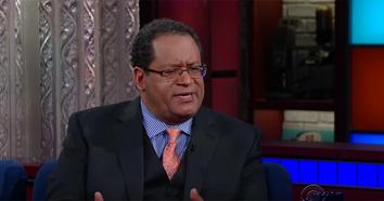 Michael Eric Dyson on Colbert