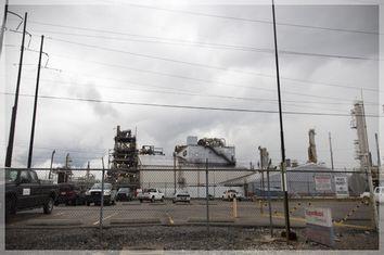 Exxonmobil Plant