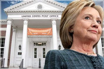 Hillary Clinton, Post Office