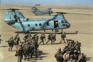 Mideast Gulf War Analysis