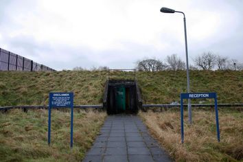 Northern Ireland Nuclear Bunker