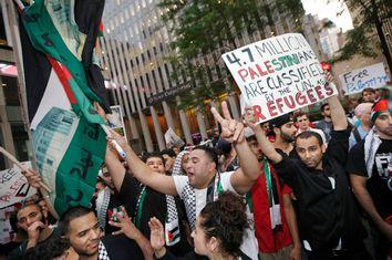 Pro-Palestinian Protest