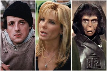 Rocky, The Blind Side, Planet of the Apes