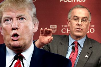 Donald Trump, David Brooks