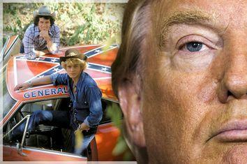 Donald Trump, the General Lee