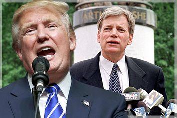 Donald Trump, David Duke