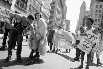 Gay Pride Parade 1981