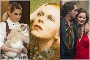 Girls, David Bowie, Vinyl