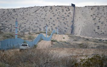 GOP 2016 Trump Border Wall