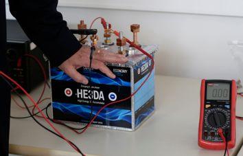 Czech Republic Batteries Nanotechnology