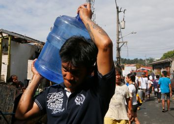 Philippines Privatized Water