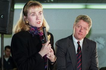 Hillary Clinton, Bill Clinton